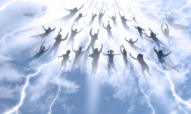 1 Thessaloniciens 4.16-17