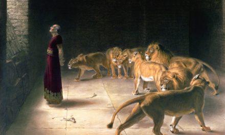 Daniel 6.20