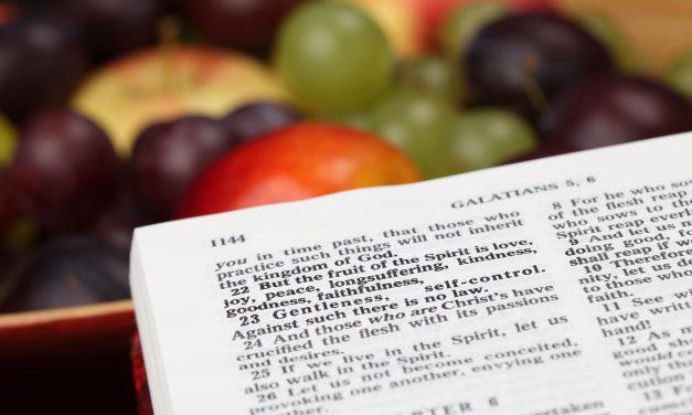 Romains 6.22-23
