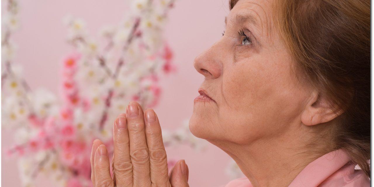 Les prières d'une grand-mère sont efficaces !