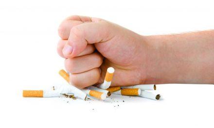 Délivrée du tabac!